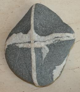 Kreuz-Stein