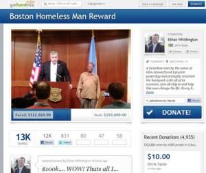 Boston-ehrlicher Finder